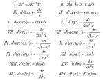 Математика дифференциалы – Дифференциал (математика) — Википедия. Что такое Дифференциал (математика)