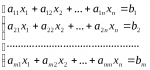 В матрице две одинаковые строки в – определение и свойства. Вычисление детерминантов. Правило Крамера. Метод Гаусса решения системы, страница 2