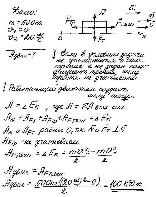 Примеры решения задач на сложение движений проводники в электрическом поле решение задач