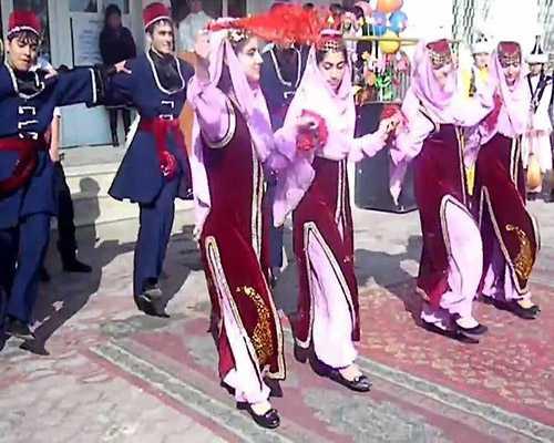 Фото восточной танцовщицы топлесс — 15