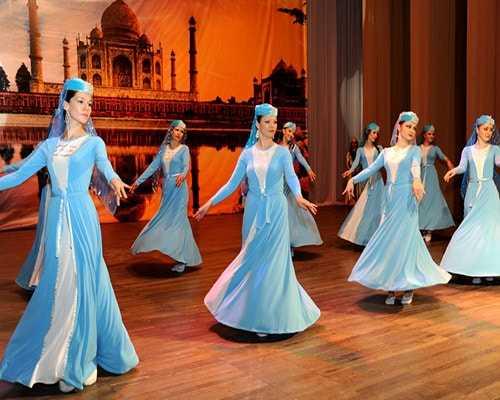 Фото восточной танцовщицы топлесс — 9